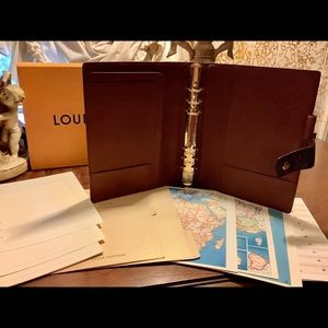 Louis Vuitton Agenda